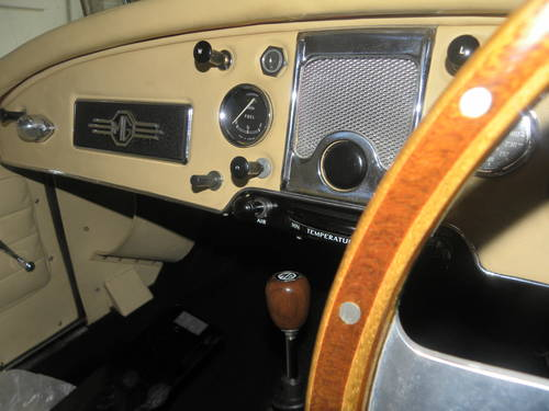 1959 MG A TWIN CAM. 5 SPEED GEARBOX.AWARD WINNIN G SOLD (picture 4 of 6)