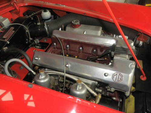 1959 MG A TWIN CAM. 5 SPEED GEARBOX.AWARD WINNIN G SOLD (picture 5 of 6)