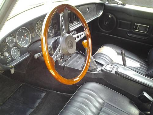1980 MGB Convertible For Sale (picture 4 of 5)