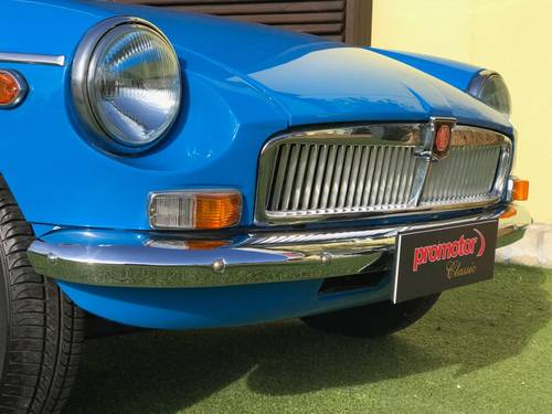 1977 MGB ROADSTER 1.8 LHD For Sale (picture 2 of 6)