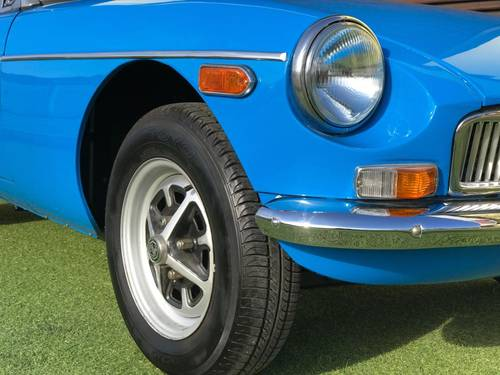 1977 MGB ROADSTER 1.8 LHD For Sale (picture 6 of 6)