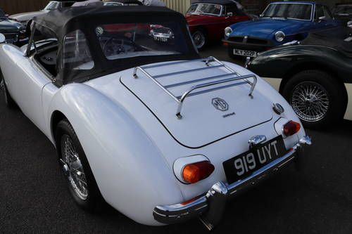 MGA 1600 Mk2 , 1962 SOLD (picture 2 of 5)