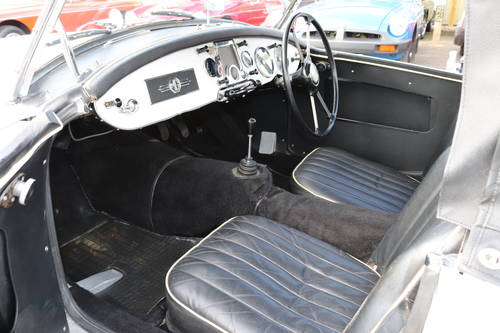 MGA 1600 Mk2 , 1962 SOLD (picture 3 of 5)