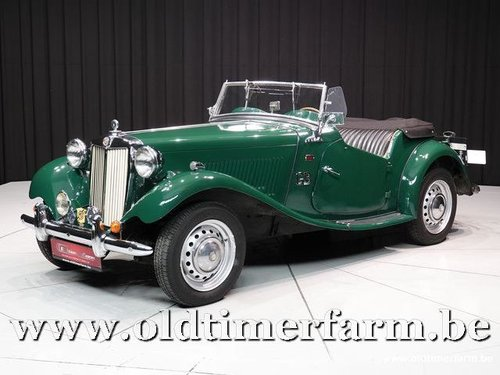 1951 MG TD '51 For Sale (picture 1 of 6)