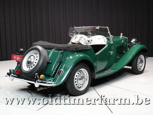 1951 MG TD '51 For Sale (picture 2 of 6)