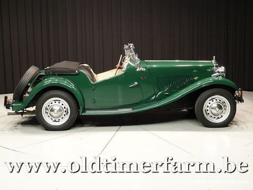 1951 MG TD '51 For Sale (picture 3 of 6)