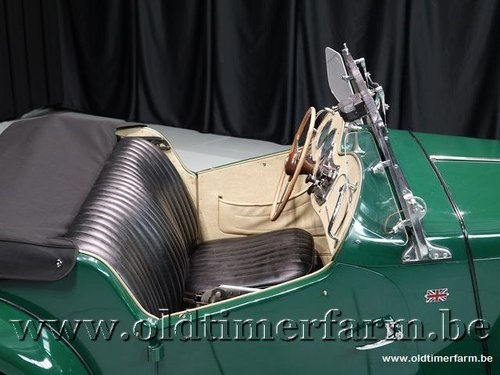 1951 MG TD '51 For Sale (picture 4 of 6)