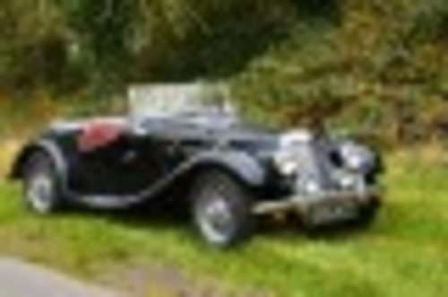 1954 MG TF For Sale (picture 4 of 6)