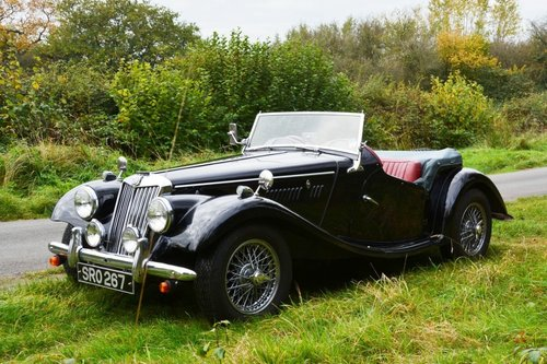 1954 MG TF For Sale (picture 5 of 6)