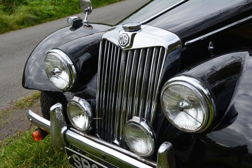 1954 MG TF For Sale (picture 6 of 6)