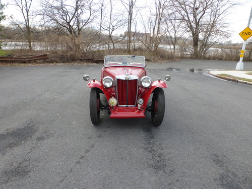 1947 MG TC A Driver - For Sale (picture 2 of 6)