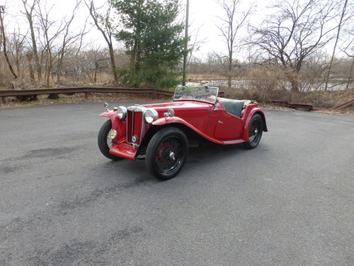 1947 MG TC A Driver - For Sale (picture 3 of 6)