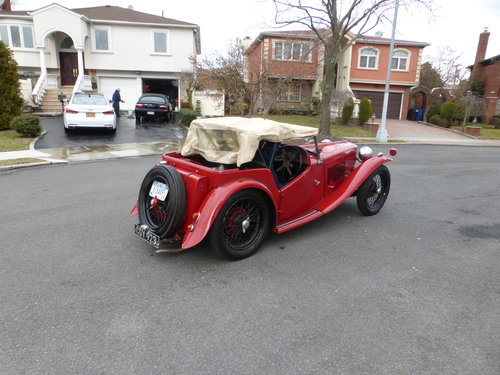 1947 MG TC A Driver - For Sale (picture 4 of 6)