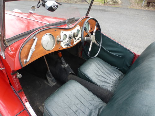 1947 MG TC A Driver - For Sale (picture 5 of 6)