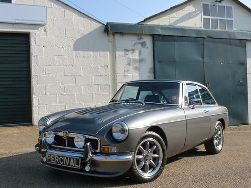 1974 MGB GT, Blingtastic! SOLD SOLD (picture 6 of 6)