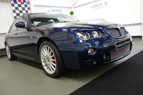 2006 MG ZT 260 non SE  Immaculate condition 37'000 miles  SOLD (picture 1 of 6)