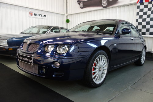 2006 MG ZT 260 non SE  Immaculate condition 37'000 miles  SOLD (picture 3 of 6)