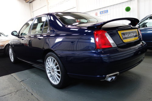 2006 MG ZT 260 non SE  Immaculate condition 37'000 miles  SOLD (picture 4 of 6)