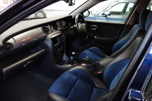 2006 MG ZT 260 non SE  Immaculate condition 37'000 miles  SOLD (picture 5 of 6)