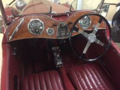 1935 MG PA Midget  SOLD (picture 2 of 6)