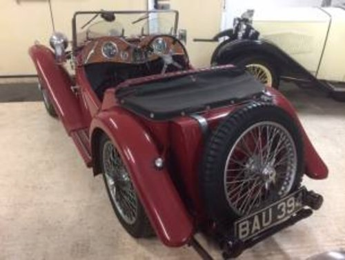 1935 MG PA Midget  SOLD (picture 4 of 6)