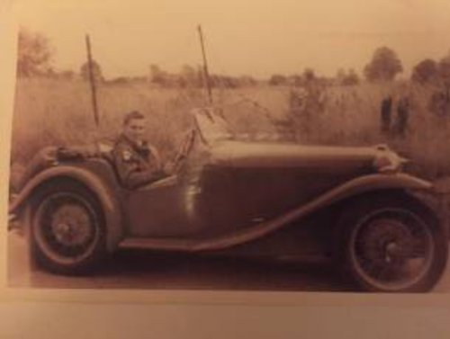 1935 MG PA Midget  SOLD (picture 6 of 6)