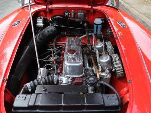 1957 MG A 1500 Coupe For Sale (picture 6 of 6)