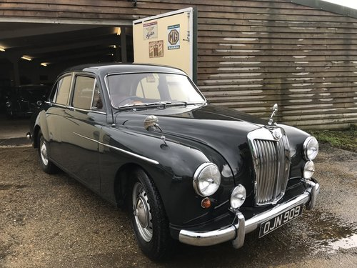 RESERVED 1958 Magnette ZB for sale in Hampshire  SOLD (picture 1 of 6)