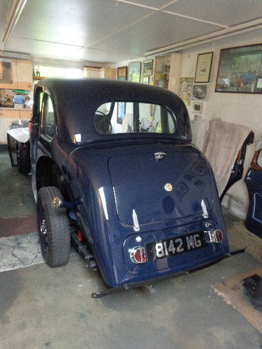1953 MG YB saloon, £££'s spent, easy project to finish SOLD (picture 1 of 6)