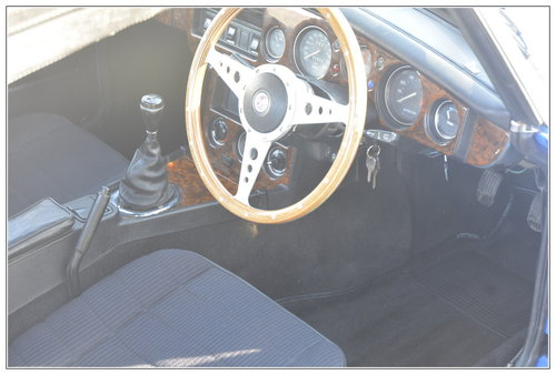 1977 MGB Roadster for sale SOLD (picture 3 of 6)
