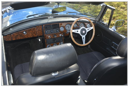 1977 MGB Roadster for sale SOLD (picture 6 of 6)