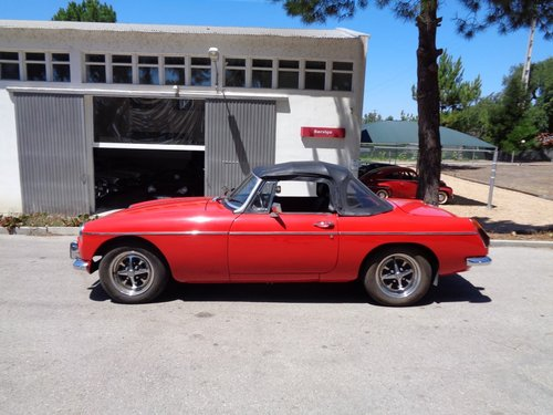 1974 MGB  For Sale (picture 2 of 6)