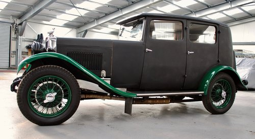 1931 MG 18/80 WITH ONLY FOUR OWNERS FROM NEW For Sale (picture 2 of 6)