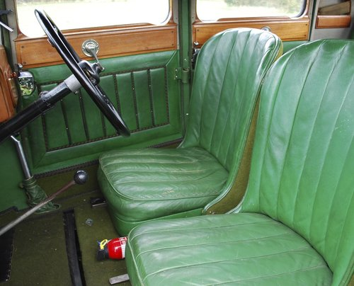1931 MG 18/80 WITH ONLY FOUR OWNERS FROM NEW For Sale (picture 3 of 6)