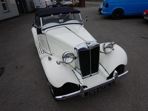 1952 MG TD ~ RHD ~ 5 Speed Box ~ Class Winning Car ~  SOLD (picture 2 of 6)