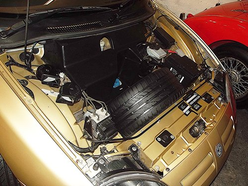 2004 MG TF 1.8 VVC GOLD EDT SPORTSCAR (41,000 MILES) SOLD (picture 5 of 6)