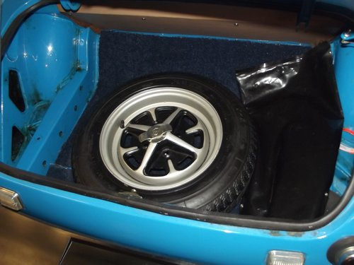 1980 MG MIDGET 1500 SPORTS (7500 MILES) SOLD (picture 6 of 6)