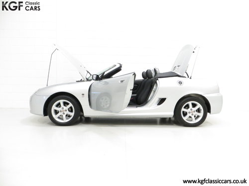 2004 An Exceptional MG TF 135 with Just 23,823 Miles SOLD (picture 3 of 6)