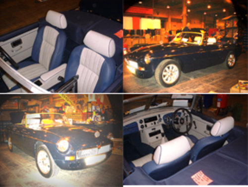 1972 MGB Roadster with Sebring valances stunning condition For Sale (picture 6 of 6)