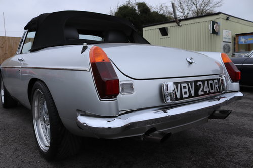 1977 MGB V8 Supersports,Heritage shell,4.6 litre SOLD (picture 4 of 6)