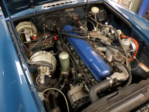1968 Automatic MGC LHD For Sale (picture 6 of 6)