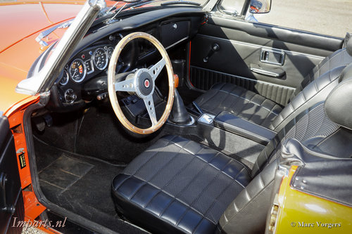An excellent MGB roadster 1974  LHD For Sale (picture 3 of 6)