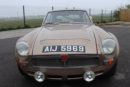 1968 MGC GT, fully rebuilt and HCRC eligible ,Power steering SOLD (picture 3 of 6)