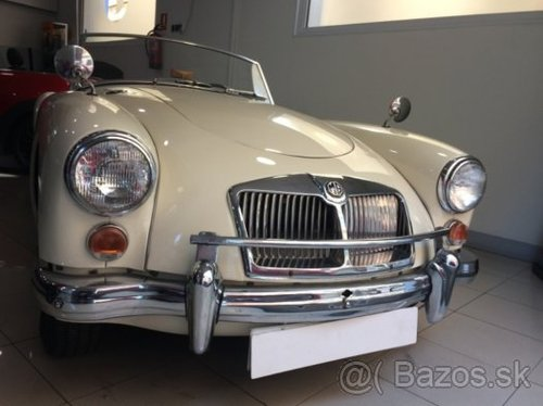 1961 MG A ROADSTER 1.600 CC MK II For Sale (picture 1 of 6)