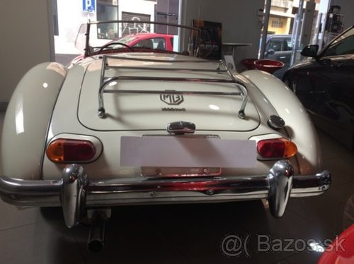 1961 MG A ROADSTER 1.600 CC MK II For Sale (picture 2 of 6)