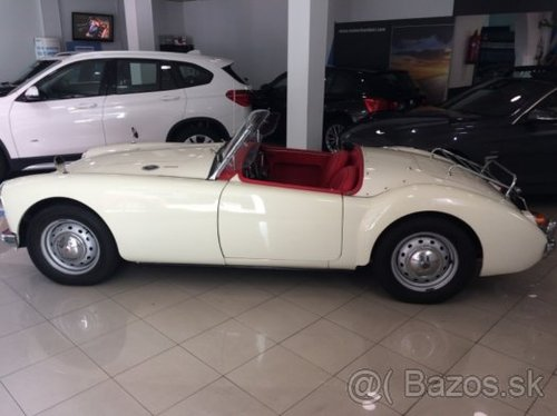 1961 MG A ROADSTER 1.600 CC MK II For Sale (picture 3 of 6)