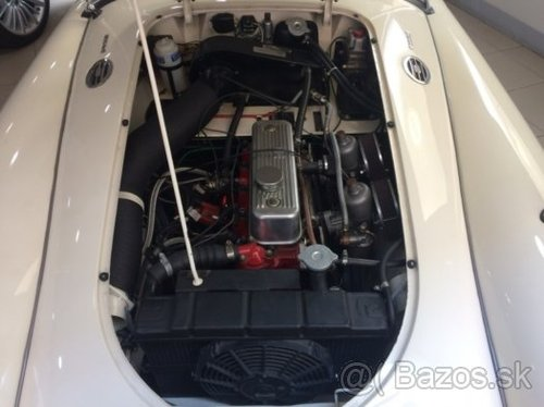1961 MG A ROADSTER 1.600 CC MK II For Sale (picture 4 of 6)