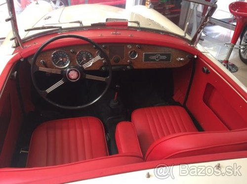 1961 MG A ROADSTER 1.600 CC MK II For Sale (picture 5 of 6)