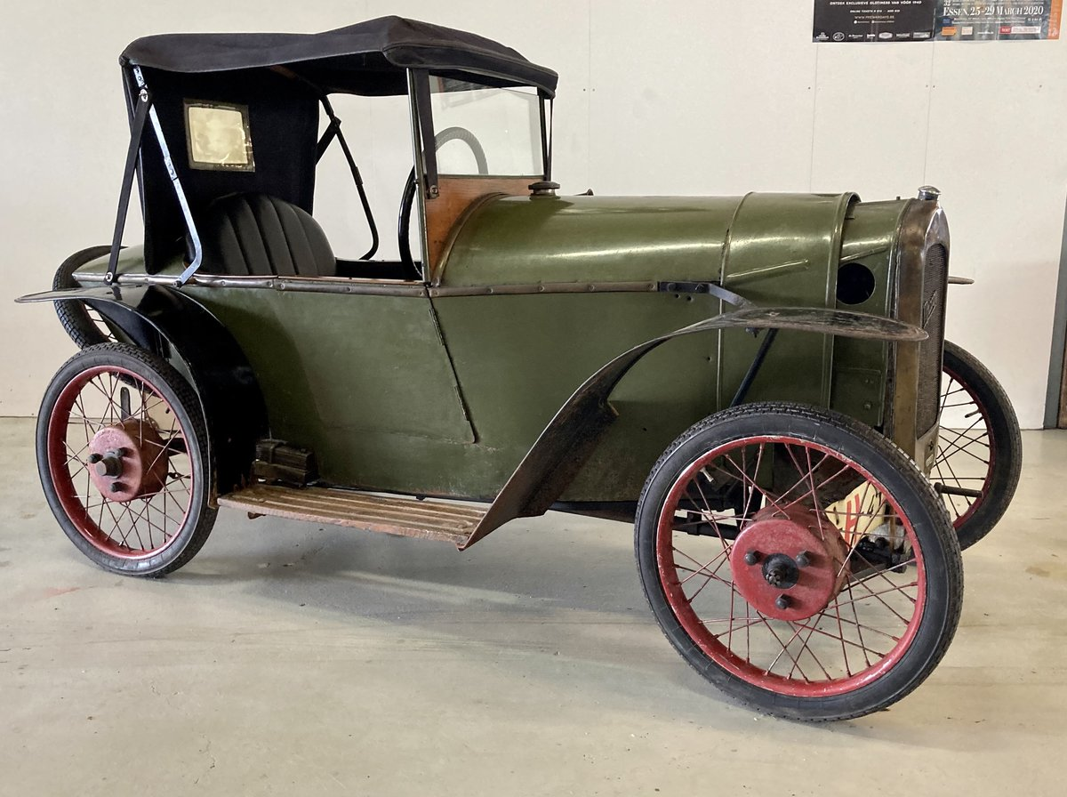 Micron Monocar 1927 - Very rare microcar ! For Sale (picture 1 of 5)