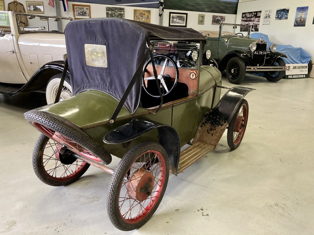 Micron Monocar 1927 - Very rare microcar ! For Sale (picture 5 of 5)